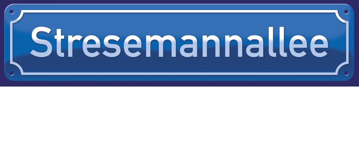 Logo Stresemannallee
